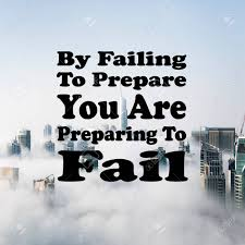 inspirational quotes by falling to prepare you are preparing