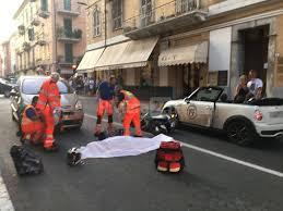 Ventimiglia, gravissimo incidente in corso Genova: morto giovane ...