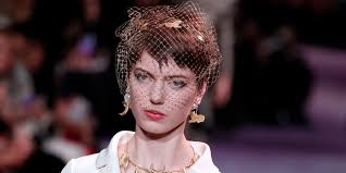 dior ss20 couture beauty look was