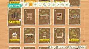 How To Make Log Stakes In Animal Crossing New Horizons Youtube