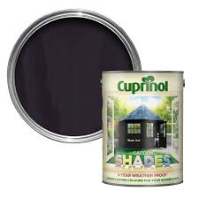 Cuprinol Garden Shades Black Ash 1 Litre