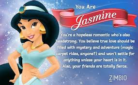 which disney princess are you misc things disney princess