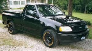 1998 ford f150 nascar edition black truck