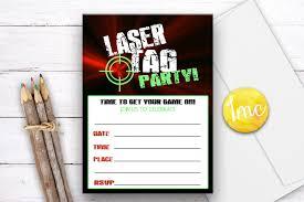 Llenar En La Invitacion De Etiqueta Laser Invitacion De Etsy