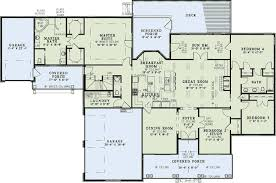 house plan 82074 with 2768 sq ft 5