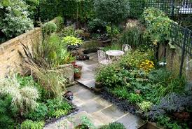 garden design for small spaces