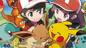 Switch Review] Pokémon: Let's Go, Pikachu! & Pokémon: Let's Go ...