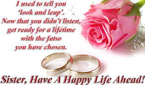 engagement wishes for sister congratulation messages