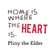 pliny the elder quote about home