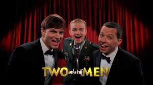 Two and a half men theme song - YouTube