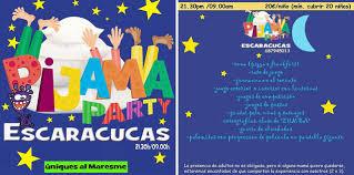 Pijama Party Escaracucas