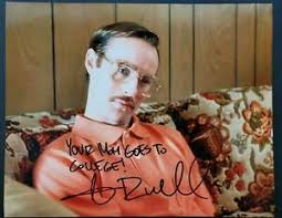 "AARON RUELL ""KIP"" Signed 8x10 AUTHENTIC AUTOGRAPH **Napoleon ..."