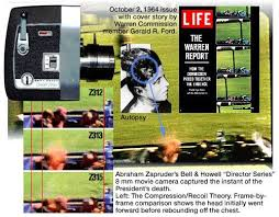 The Zapruder Film of the Kennedy Assassination