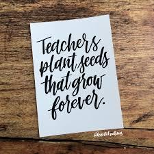 teachers plant seeds teacher appreciation valentine s day gift