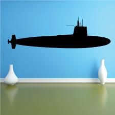 Skipjack Class Submarine Decal