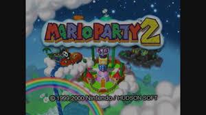 mario party 2 wii u virtual console