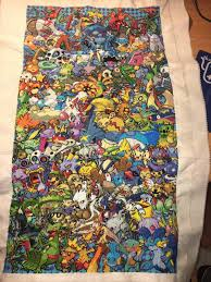 Took me all of college but I finished my Gen 3 cross stitch! (x-post from  r/crossstitch) http://imgur.com/a/7jNMK #ga… | Pokemon cross stitch, Cross  stitch, Pokemon