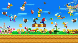 64 mario world wallpapers on wallpaperplay