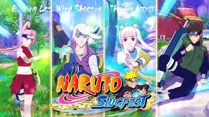 NEW NARUTO MOBILE GAME 2020 (3D OPEN WORLD MMORPG) *