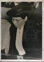 1939 Press Photo Child Murderer Myrtle Barnes Faces Death Penalty In C    Historic Images