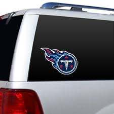 Tennessee Titans Large Window Decal Sports Nut Emporium