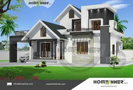 1490 sq ft house plans india with three