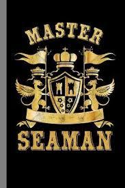 master seaman ship sailors gift for