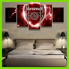 Arsenal Canvas Art Wall Stickers