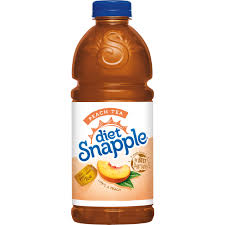 t snapple peach tea 32 fl oz bottle