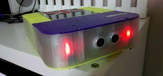 3d printed robot vacuum