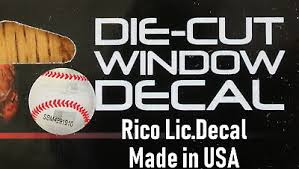Arizona Diamondbacks Lic Mlb Die Cut Window Decal Colorful Baseball Car Sticker 7 99 Picclick
