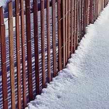 Snow Fence Colonial Construction Materials