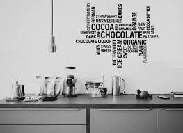 kitchen wall art cafe