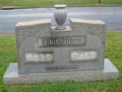 Addie Florence Gann Richardson Parker (1902-1992) - Find A Grave Memorial