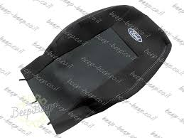 custom fit seat covers for ford fiesta