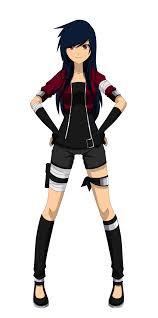 New Sayuri or just a new mission outfit? | Anime ninja, Female ninja, Ninja  girl