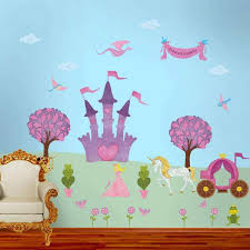 Perfectly Princess Wall Decal Sticker Kit Jumbo Set