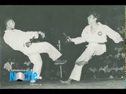 Ramón Smith Leyenda del Tae Kwon Do Su encuentro con Bruce Lee y Chuck  Norris - YouTube