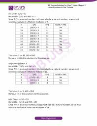 solutions for class 7 maths chapter 8