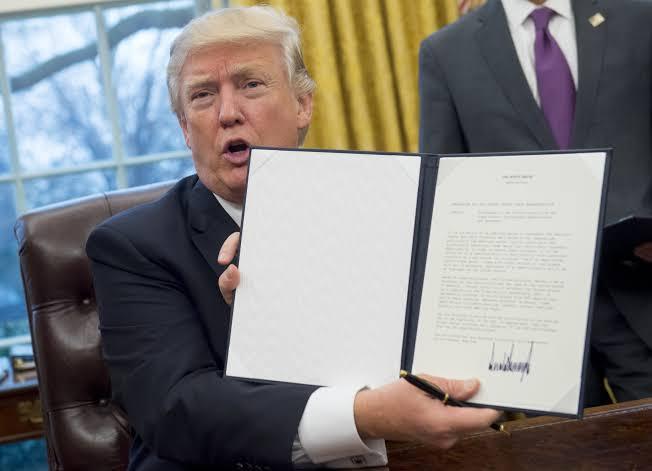 """Resultado de imagen para trump y el tratado de libre comercio"""""""