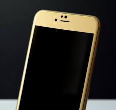 Iphone 6 Plus Gold Metallic Skin Wrap Decal Easyskinz
