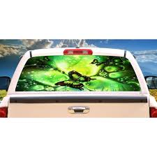 Butterfly Fantasy Rear Window Graphic Back Truck Decal Suv View Car Walmart Com Walmart Com