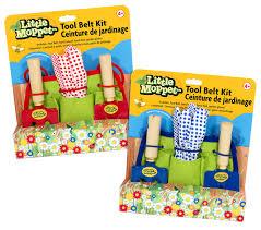little moppet gardening tool belt
