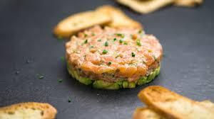 Salmon Tartare Recipe - Chichilicious.com