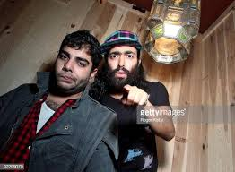 Victor Vazquez and Himanshu Suri of Das Racist pose for a portrait... News  Photo - Getty Images