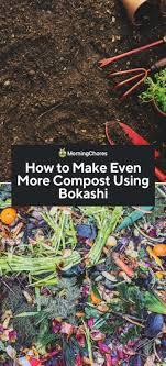 how to make even more post using bokashi