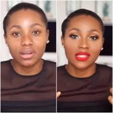 dimma umeh sweat proof makeup tutorial