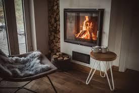 make homemade fireplace glass cleaner
