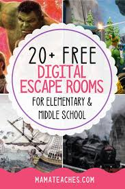 25 Free Digital Escape Rooms Free Mama Teaches
