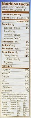 quaker oats alimentos harina de avena